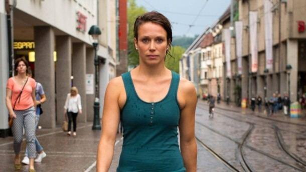 Anna Bader Klippenspringerin Anna Bader startet bei SchwimmWM 2015