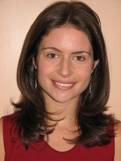 Anna Baltzer Elder Of Ziyon Israel News AntiIsrael activist Anna