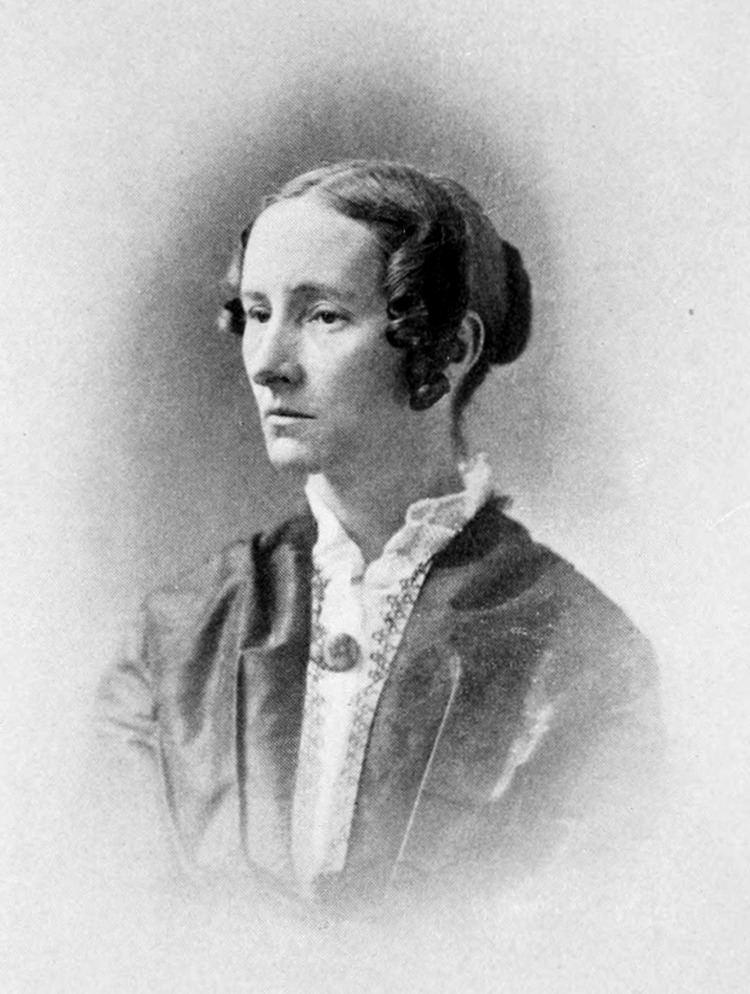 Anna Bartlett Warner Anna Bartlett Warner Wikipedia