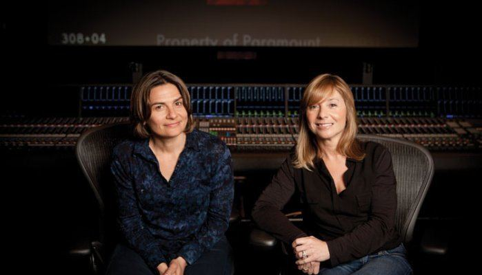 Anna Behlmer The Art of Sound Mixing Feat Anna Behlmer Mark Kenna AMPS