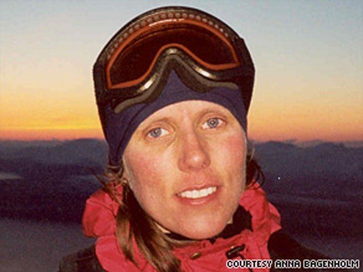 Anna Bågenholm 15 People Who Survived the Impossible Amazing Beautiful World