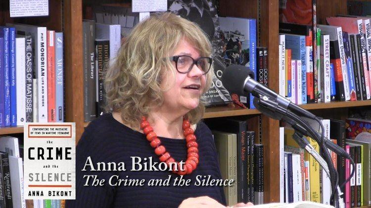 Anna Bikont Anna Bikont The Crime and the Silence YouTube