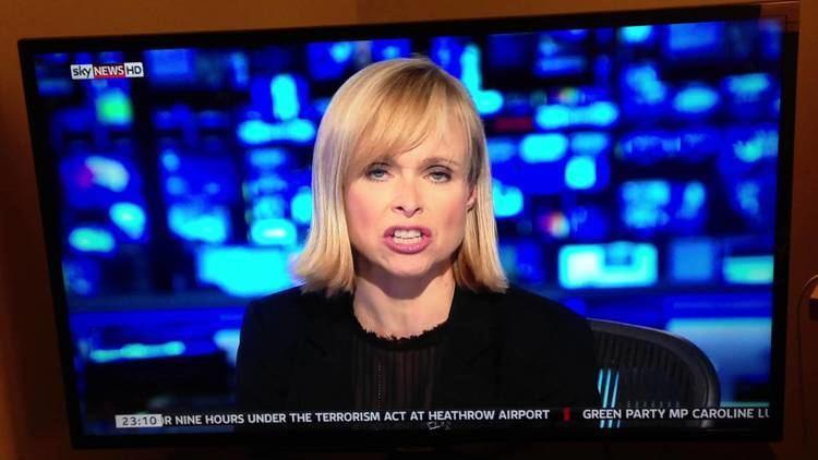 Anna Botting Anna Botting Swears on Sky News YouTube