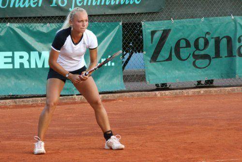 Anna Brazhnikova Anna Berta Anna wins decisive match and Sweden is