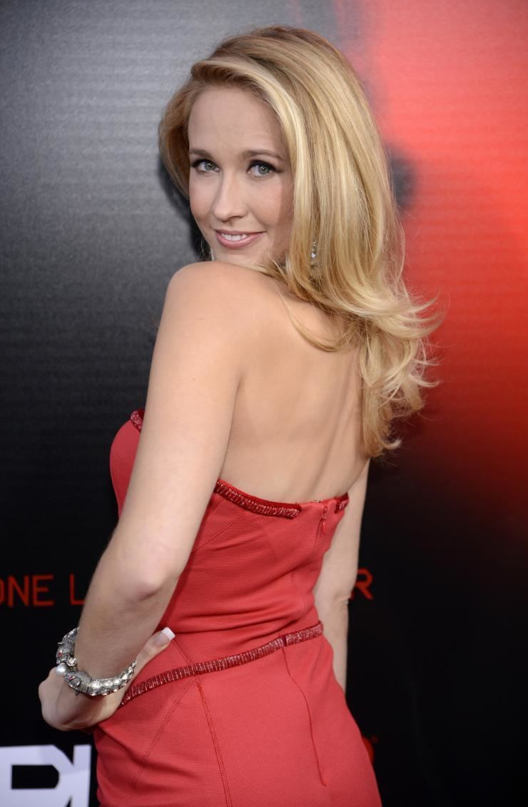 Anna Camp Sofia The First39 Casts 39True Blood39 Star Anna Camp See