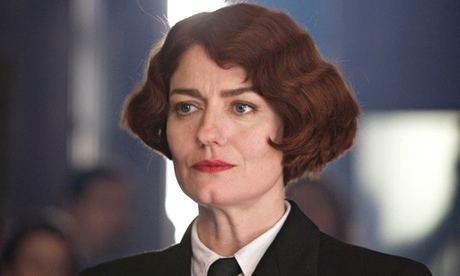 Anna Chancellor James Bond films are 39a boy39s fantasy39 says Fleming star