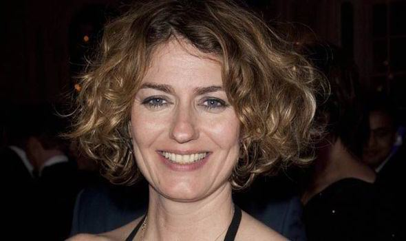 Anna Chancellor Actress Anna Chancellor feels sorry for today39s pressured