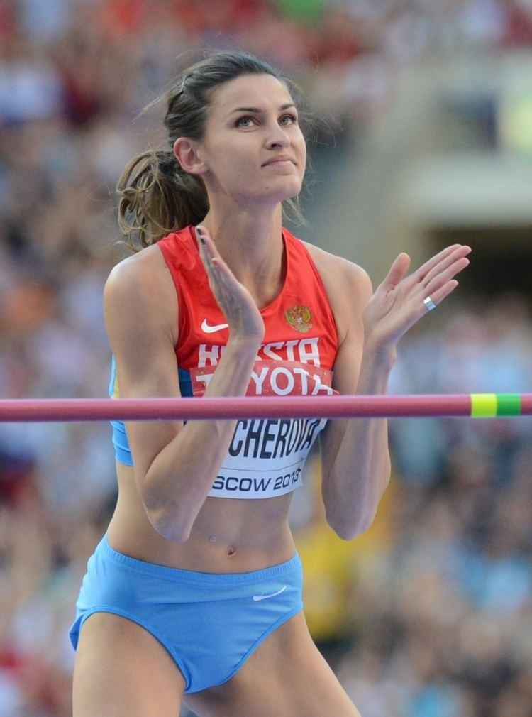 Anna Chicherova Athletics Chicherova to miss European championships