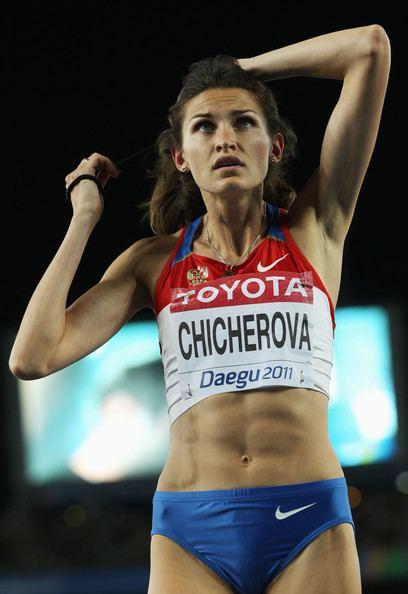 Anna Chicherova www2pictureszimbiocomgiAnnaChicherova13thI