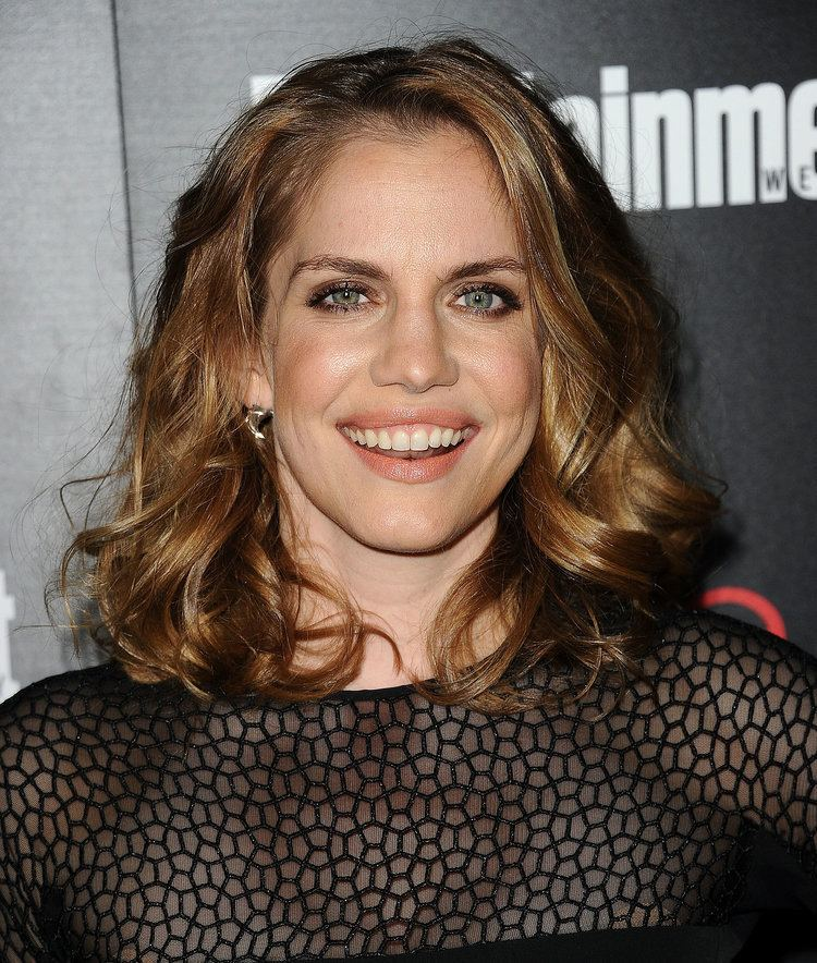 Anna Chlumsky Anna Chlumsky The SAG Nominees Party the Night Away in