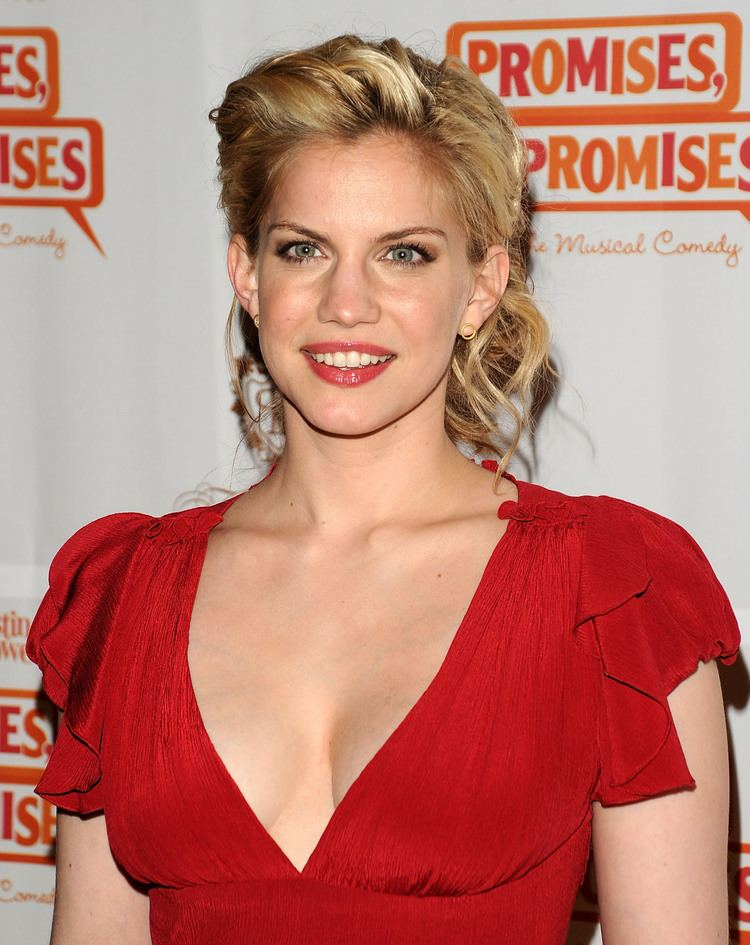 Anna Chlumsky Broadway Opening Of Promises Promises Anna Chlumsky