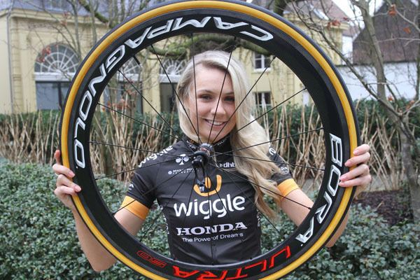 Anna Christian Anna Christian A challenging step up Wiggle High5 Pro Cycling