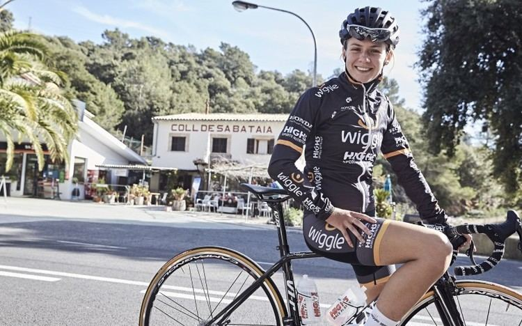 Anna Christian Meet Wiggle High5 Pro Cyclings Anna Christian Wiggle Blog