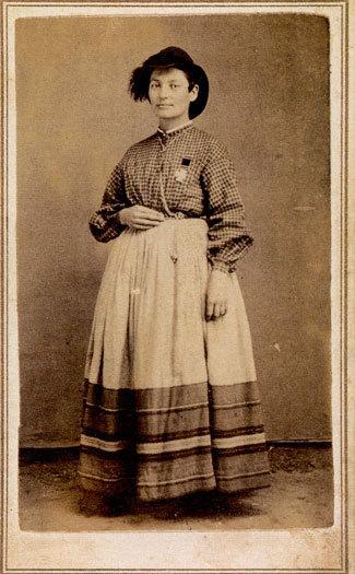 Anna Etheridge Annie Etheridge Hooks did she have a diary American Civil War