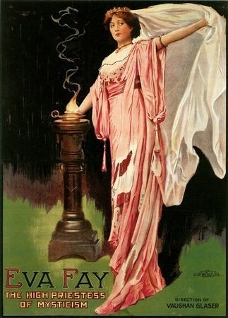 Anna Eva Fay Carnegie Magic Detective The Life of Anna Eva Fay