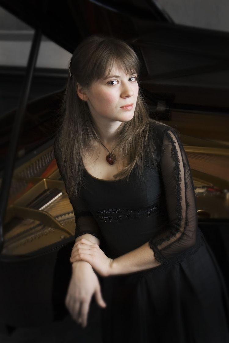 Anna Fedorova Los mejores pianistas del mundo Anna Fedorova