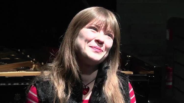 Anna Fedorova Intervista al Pianista Anna Fedorova YouTube