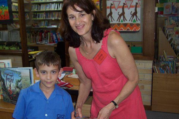 Anna Fienberg Covenant Christian School BELROSE SYDNEY AUSTRALIA