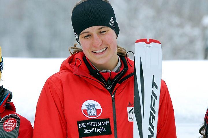 Anna Figura Ania Figura skitourow mistrzyni wiata Magazyn NTN