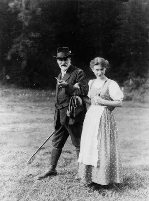 Anna Freud Anna Freud Wikipedia the free encyclopedia
