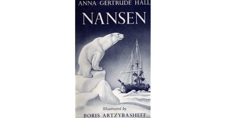Anna Gertrude Hall Nansen by Anna Gertrude Hall