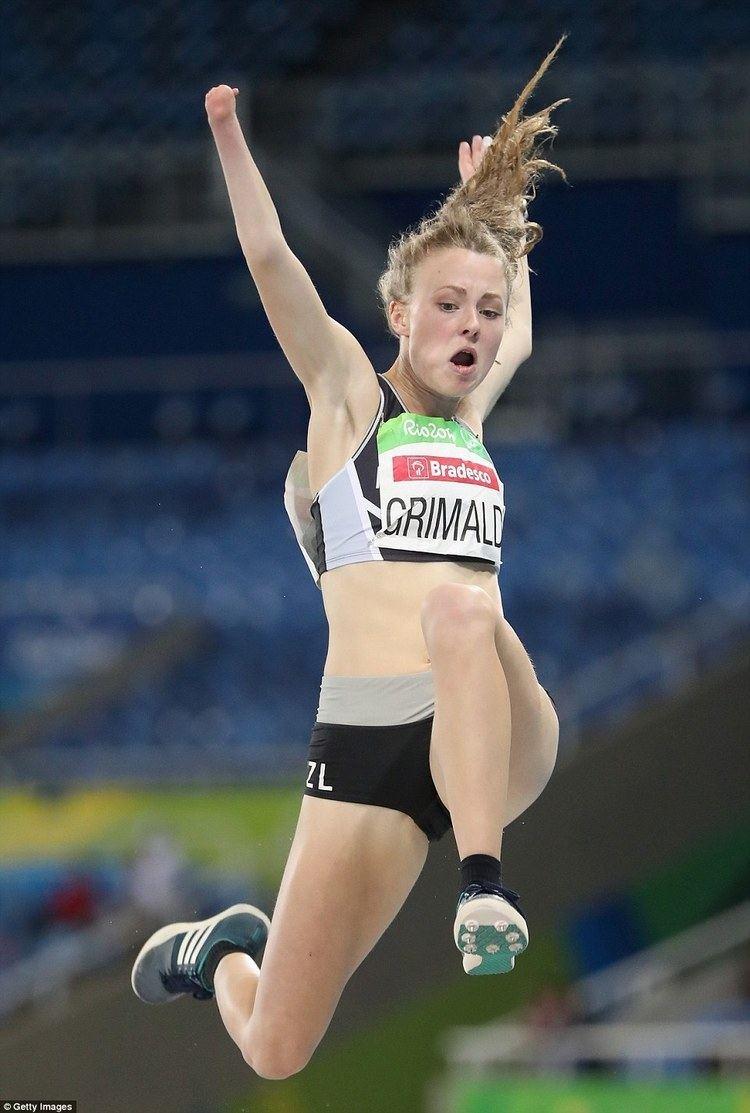 Anna Grimaldi Anna Grimaldi 19 broke New Zealand39s 28year drought in female