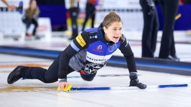 Anna Hasselborg Hasselborg Fleury deliver clutch shots to win at Canadian Open