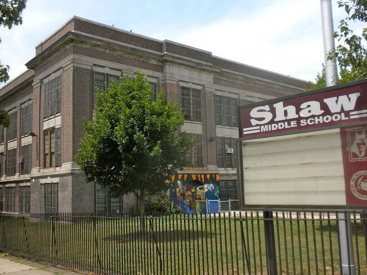 Anna Howard Shaw Junior High School