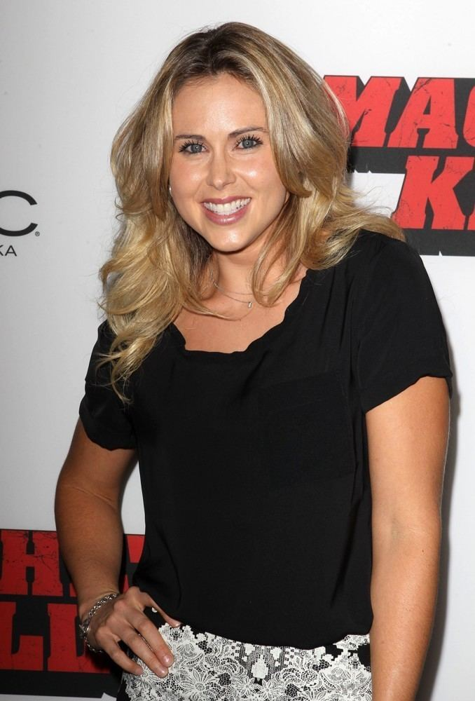 Anna Hutchison Anna Hutchison Picture 4 Premiere of Open Road Films