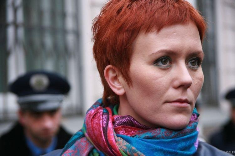 Anna Hutsol Exclusive interview with FEMEN39s founder Anna Hutsol Osocio