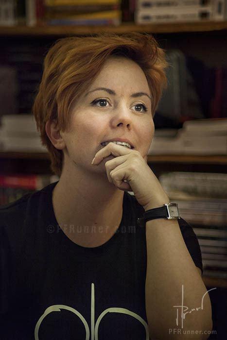 Anna Hutsol Anna Hutsol militante ukrainienne et prsidente du Femen