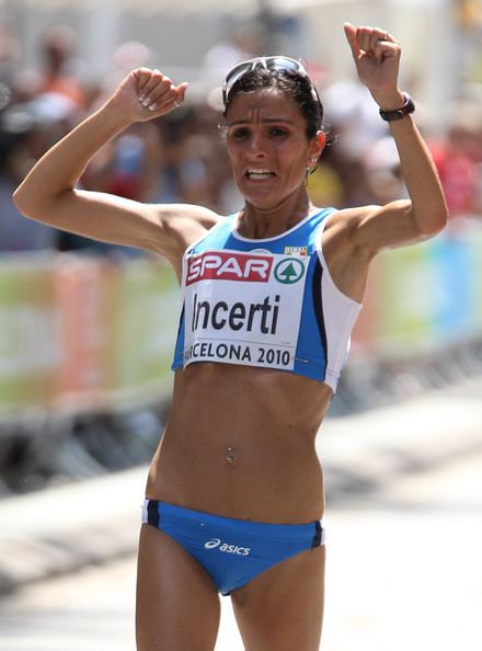 Anna Incerti Anna Incerti Pictures 20th European Athletics