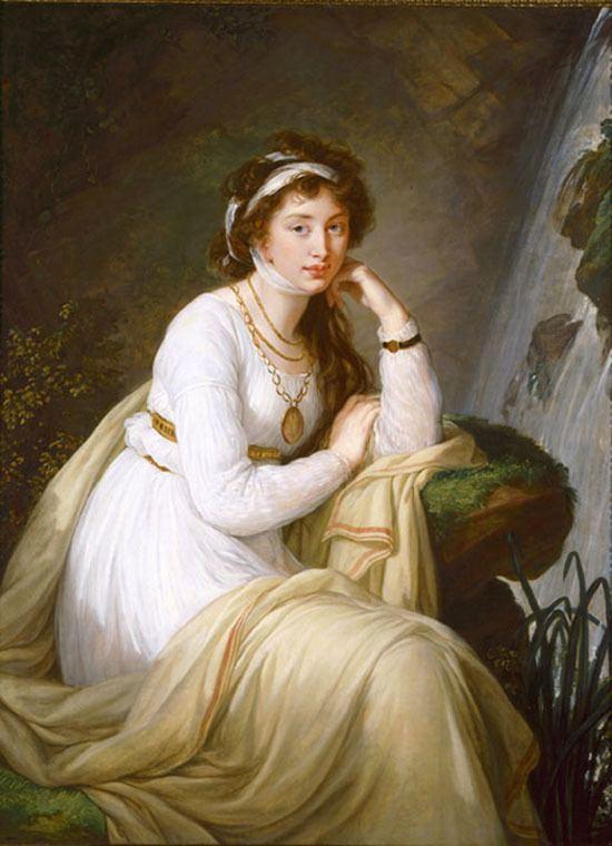 Anna Ivanovna Baryatinskaya Tolstoy
