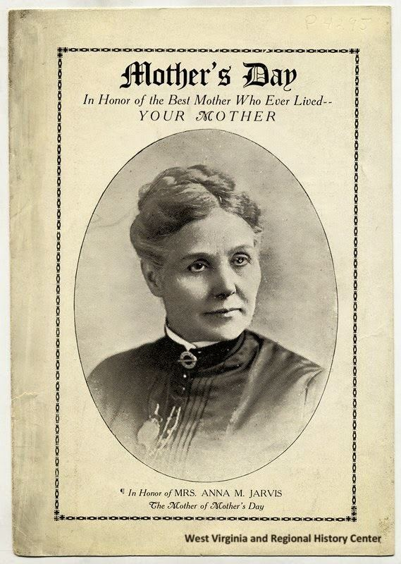 Anna Jarvis Anna Jarvis and American Mothers Day Information Press