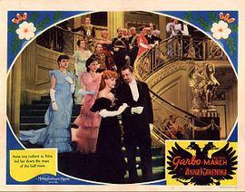 Anna Karenina (1935 film) Anna Karenina 1935 film Wikipedia