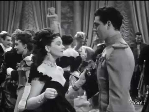 Anna Karenina (1948 film) Anna Karenina Vivien Leigh vs Greta Garbo YouTube