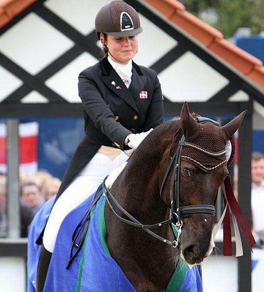 Anna Kasprzak Denmark39s Rookies amp Veterans Gearing Up for Olympics