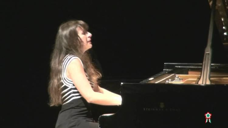 Anna Kravtchenko TORINO Caro Liszt altri 200 di questi anni Anna
