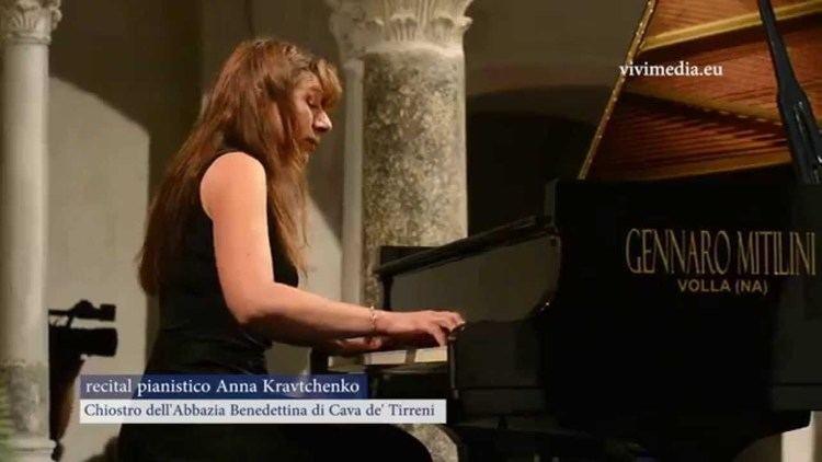 Anna Kravtchenko Recital pianistico di Anna Kravtchenko YouTube