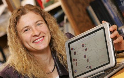 Anna Krylov A Paradigm Shift in Understanding Chemical Reactions News USC