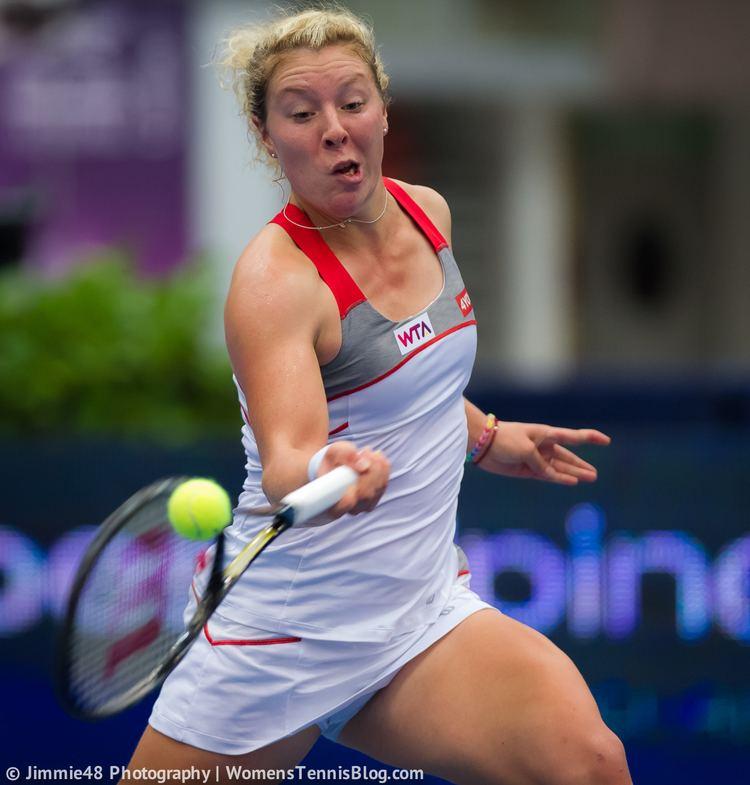 Anna-Lena Friedsam Top Seeds Struggle in Linz Highlights Women39s Tennis Blog