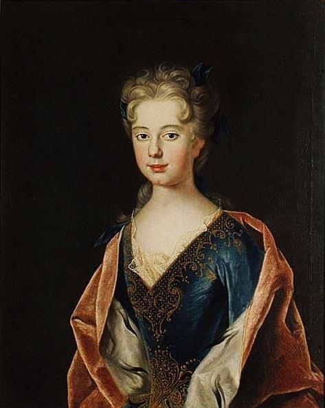Anna Leszczynska (1699–1717)