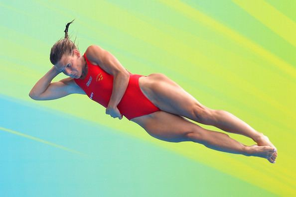 Anna Lindberg Anna Lindberg Photos Diving Day Two 14th FINA World