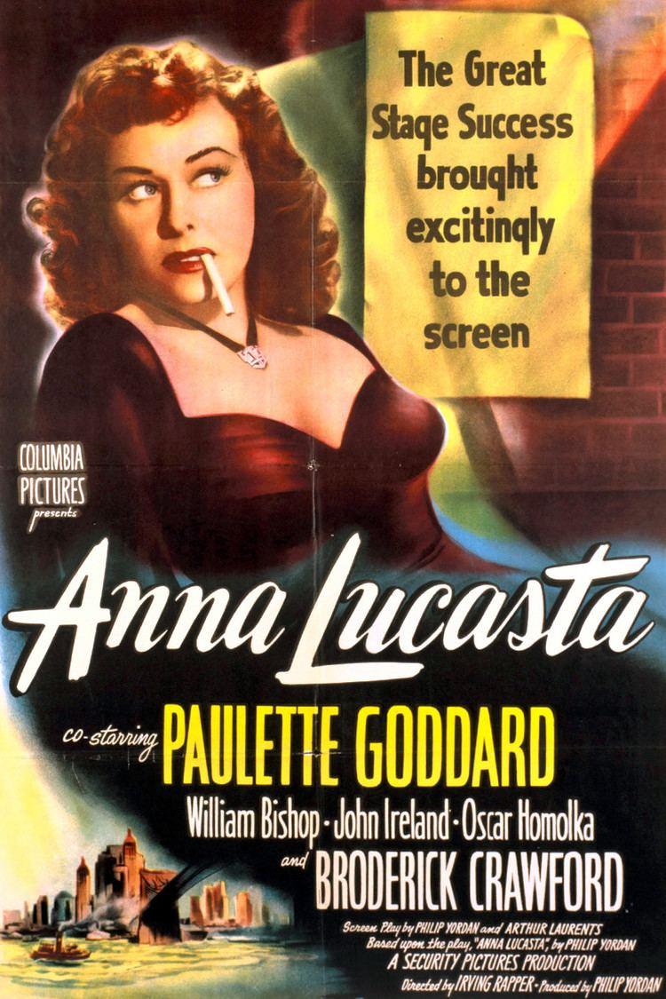 Anna Lucasta (1949 film) wwwgstaticcomtvthumbmovieposters56333p56333