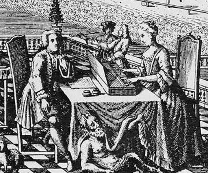 Anna Magdalena Bach Anna Magdalena Bach Wikipedia the free encyclopedia