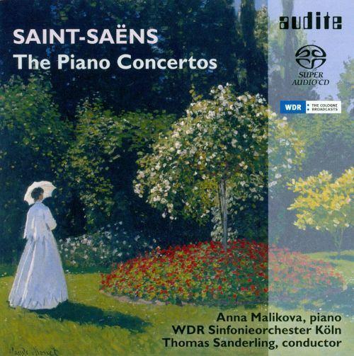 Anna Malikova SaintSans The Piano Concertos Anna Malikova Songs Reviews