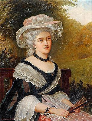 Anna Maria Charretie Anna Maria Charretie Artist Fine Art Prices Auction Records for