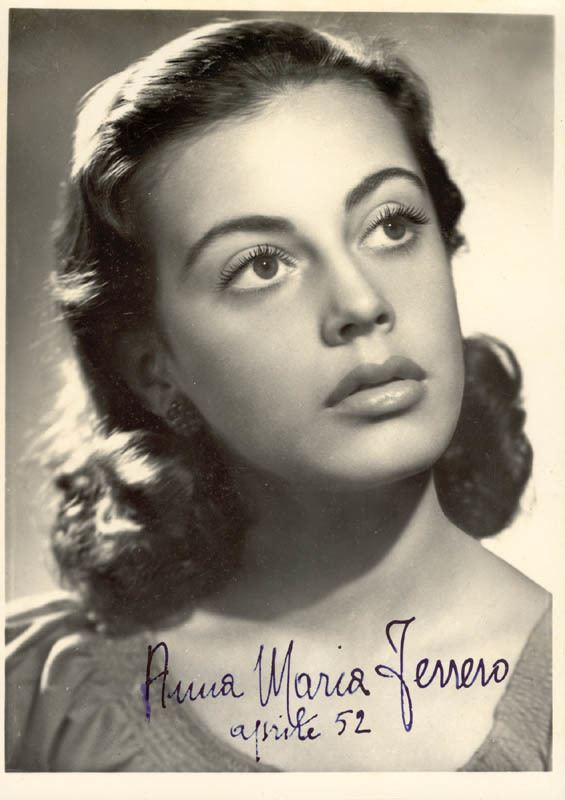 Anna Maria Ferrero HistoryForSale Autographs and Manuscripts Anna Maria