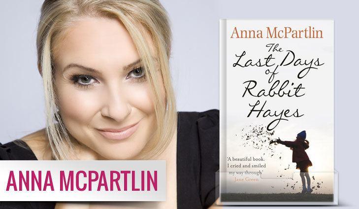 Anna McPartlin 5 minutes WithAnna McPartlin Eason Edition