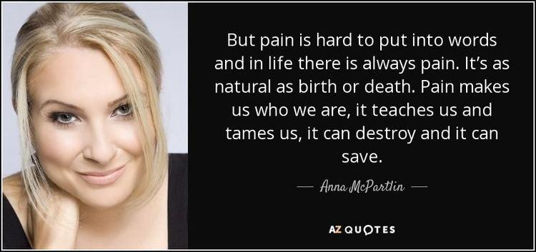 Anna McPartlin TOP 8 QUOTES BY ANNA MCPARTLIN AZ Quotes